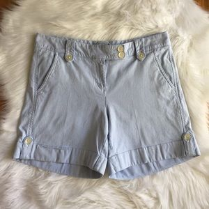 Women's Blue Tommy Hilfiger Shorts Size 10